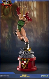 Street Fighter: Cammy - 1:4 Scale Statue
