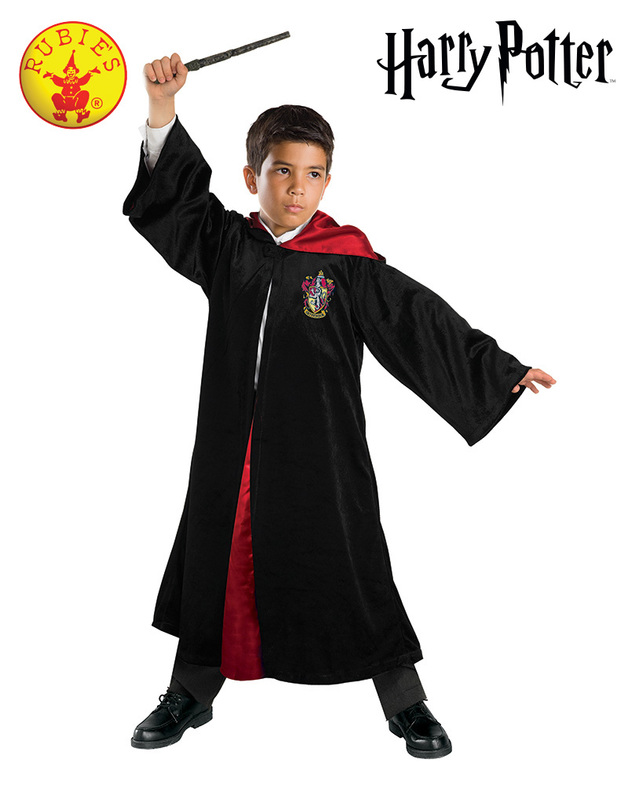 Harry Potter Deluxe Robe - Size 9+