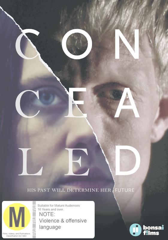 Concealed on DVD