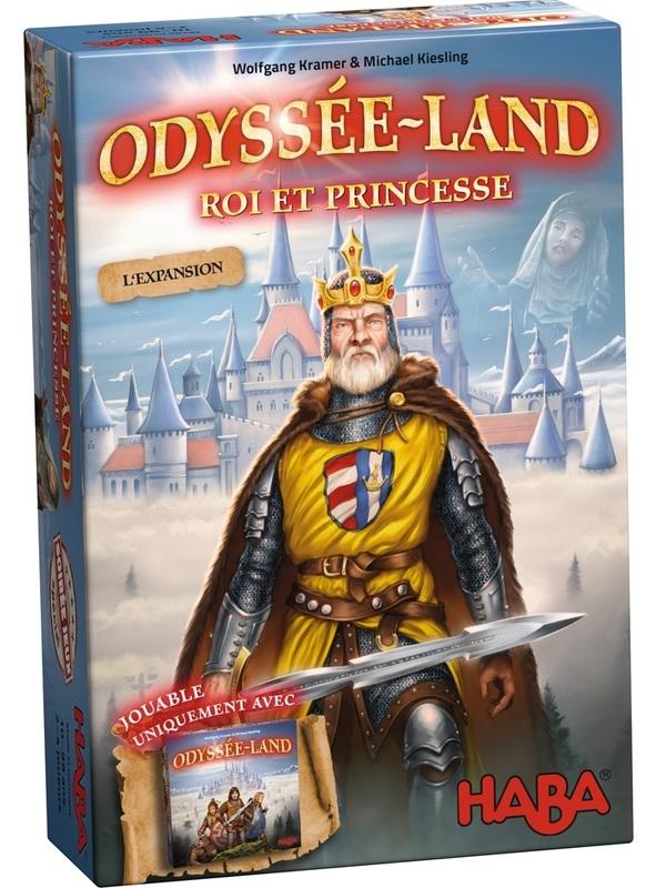 Adventure Land: King & Princess - Expansion