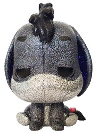 Winnie the Pooh: Eeyore (Diamond Glitter) Pop! Vinyl Figure (with a chance for a Chase version!)