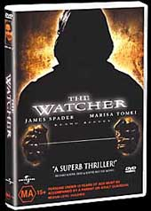 The Watcher on DVD