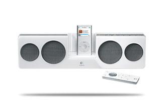 Logitech Pure-Fi Anywhere - White image