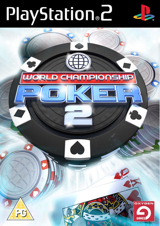 World Championship Poker 2 for PlayStation 2