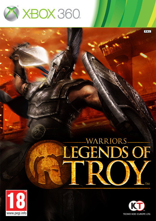 Warriors: Legends of Troy for Xbox 360