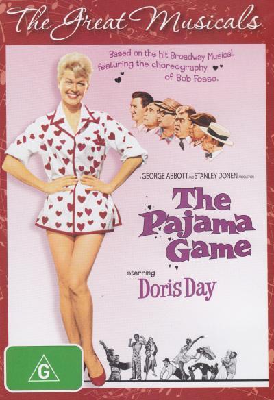 The Pajama Game on DVD