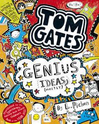 Genius Ideas (mostly) by Liz Pichon