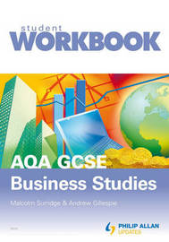 AQA GCSE Business Studies: Workbook by A. Gillespie image