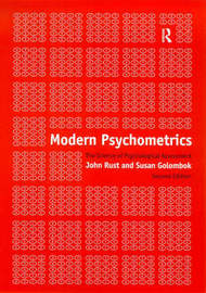 Modern Psychometrics by John Rust image