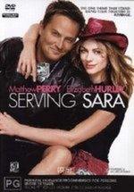 Serving Sara on DVD