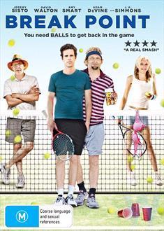 Break Point on DVD image