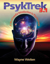Psyk.Trek 3.0: A Multimedia Introduction to Psychology by Wayne Weiten image