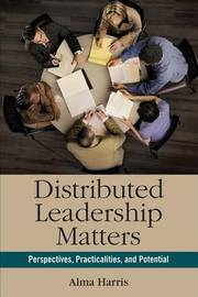 Distributed Leadership Matters by Alma Harris image