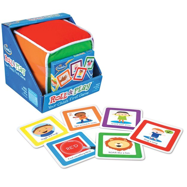 Thinkfun - Roll & Play Game