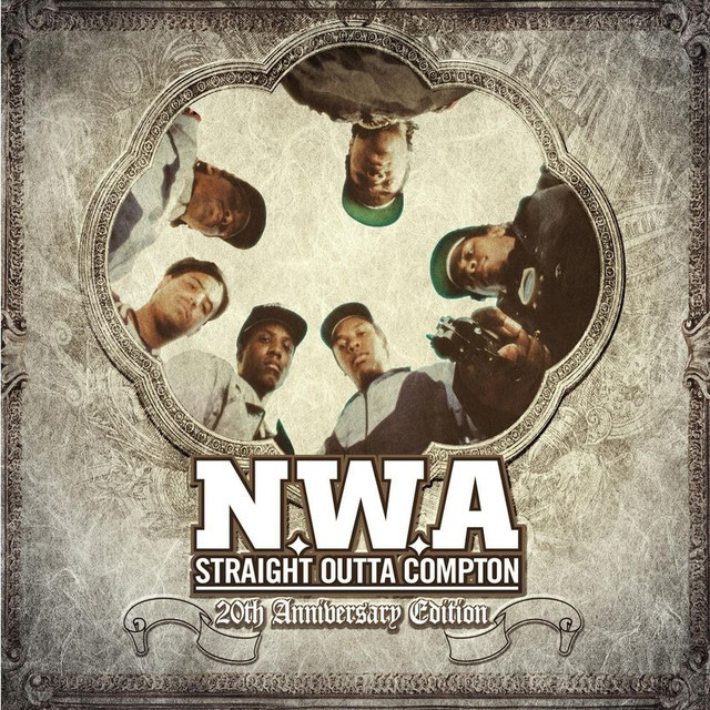 Straight Outta Compton: 20th Anniversary Edition by N.W.A. image