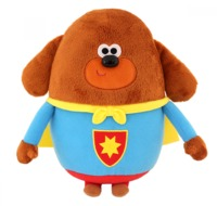 Hey Duggee - Superhero Duggee Soft Toy