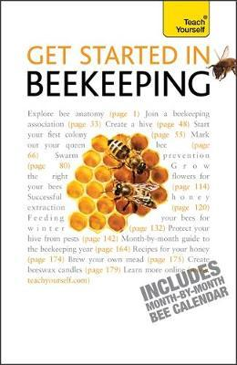 Get Started in Beekeeping by Adrian Waring image