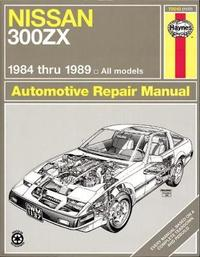 Nissan 300ZX Turbo & Non-Turbo Models (84 - 89) by Homer Eubanks