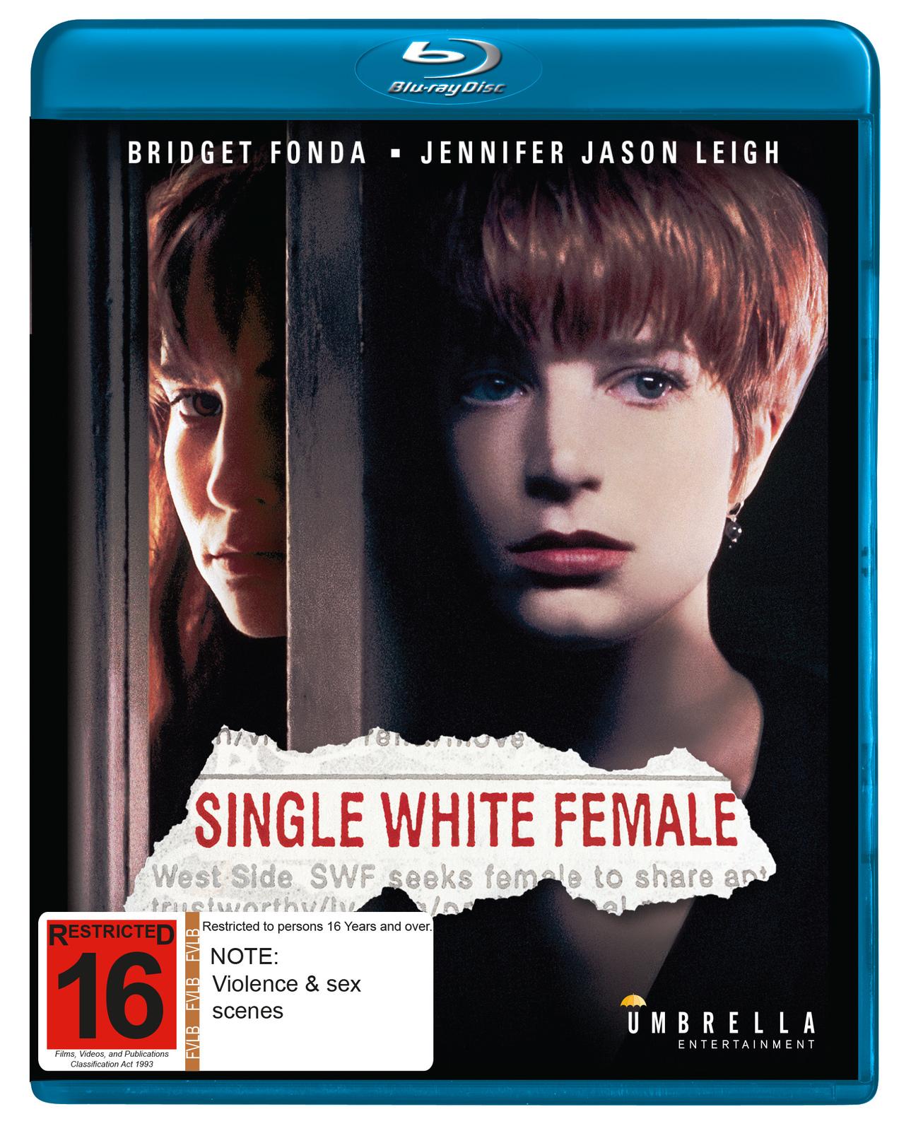 Single White Female on Blu-ray image