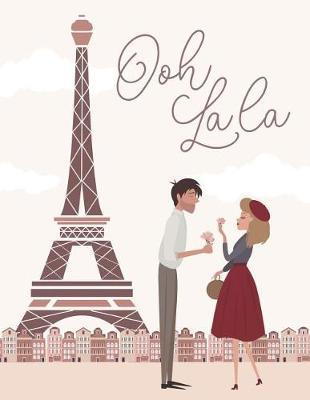 Paris Notebook Ooh La La by Ellejoy Notebooks