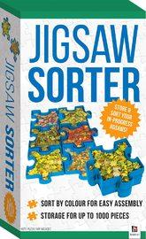 Hinkler: Jigsaw Sorter - Storage Trays image