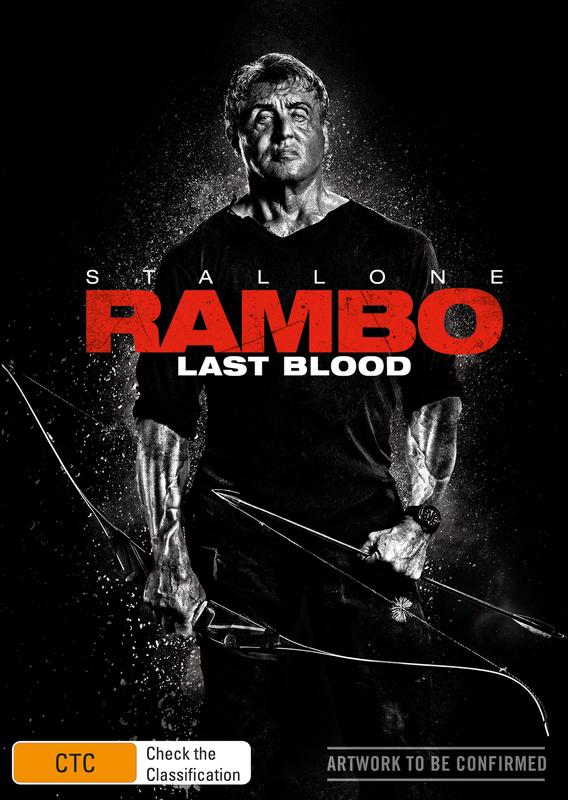Rambo: Last Blood on DVD