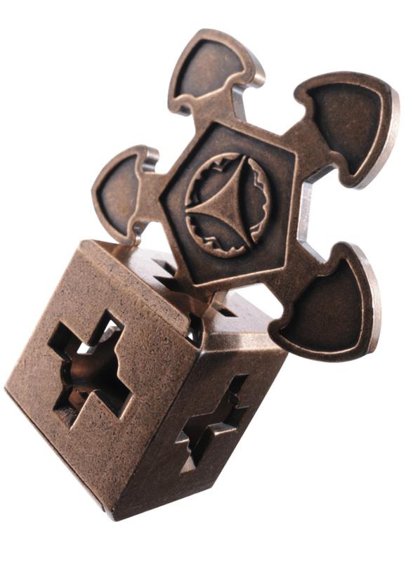 Huzzle: Cast O'Gear Puzzle
