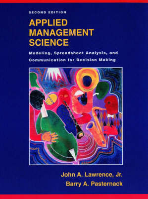 Applied Management Science by John A. Lawrence image