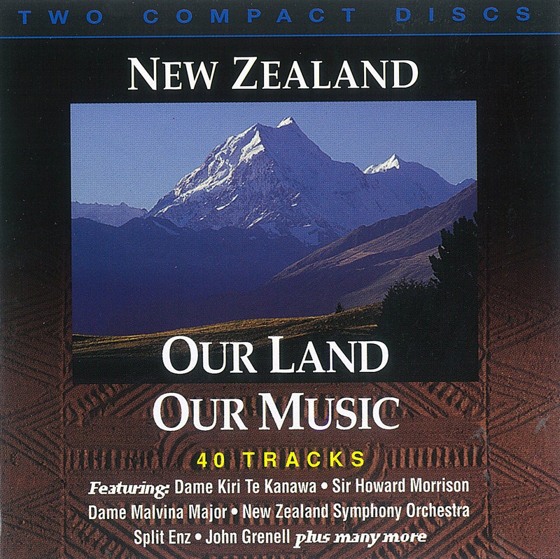 New Zealand: Our Land Our Music Volume 1 by Various image