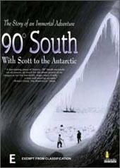 90 Degrees South - With Scott To The Antarctic on DVD