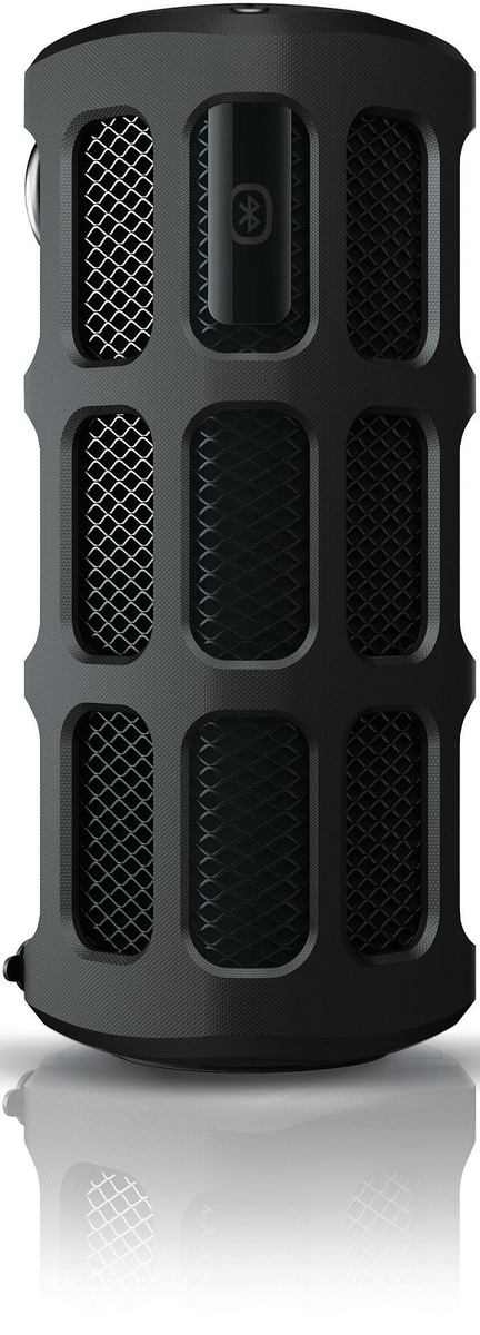 Philips Shoqbox Portable Speaker with Bluetooth image