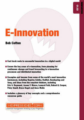 E-Innovation by Bob Cotton