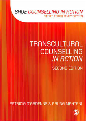 Transcultural Counselling in Action by Patricia D'Ardenne