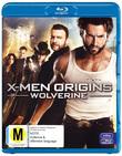 X-Men Origins: Wolverine on Blu-ray