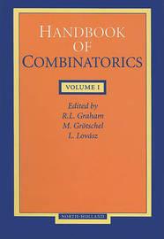 Handbook of Combinatorics Volume 1 by Unknown Author image