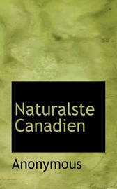 Naturalste Canadien by * Anonymous image
