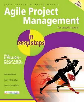 Agile Project Management in Easy Steps by John Carroll image