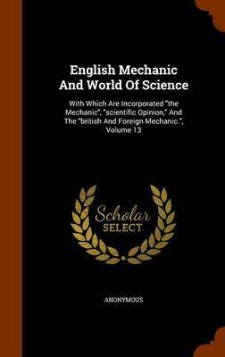 English Mechanic and World of Science by * Anonymous image