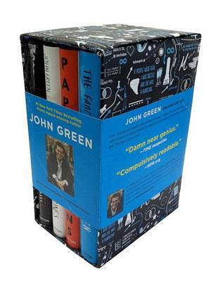 John Green Box Set (4 Books, Hardback) by John Green