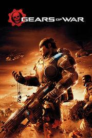 Gears Of War: Maxi Poster - Key Art (448)