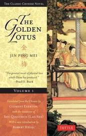 Golden Lotus Volume 1 by Lanling Xiaoxiaosheng