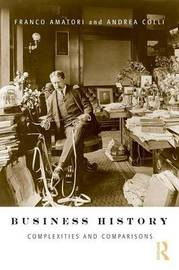 Business History by Franco Amatori