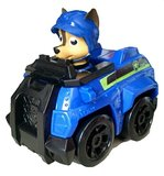 Paw Patrol: Basic Vehicle & Pup - Chases Cruiser
