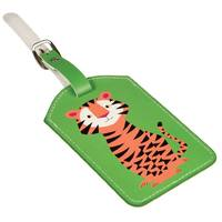 Rex Luggage Tag (Tiger)