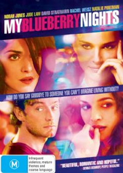 My Blueberry Nights on DVD image