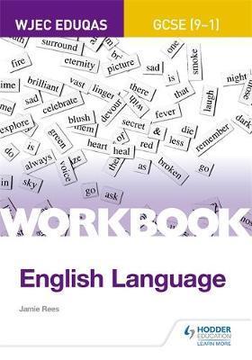 WJEC Eduqas GCSE (9-1) English Language Workbook by Keith Brindle image
