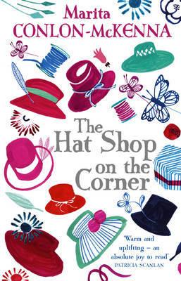 The Hat Shop On The Corner by Marita Conlon-McKenna image