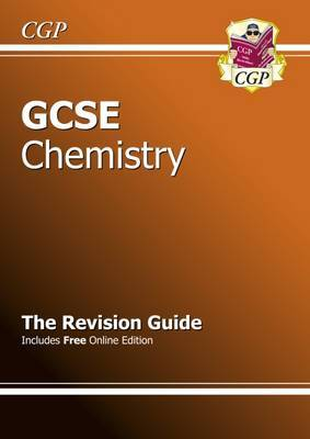 GCSE Chemistry Revision Guide (with Online Edition) (A*-G Course) by CGP Books image