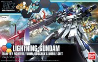 HGBF 1/144 Lightning Gundam -Model Kit