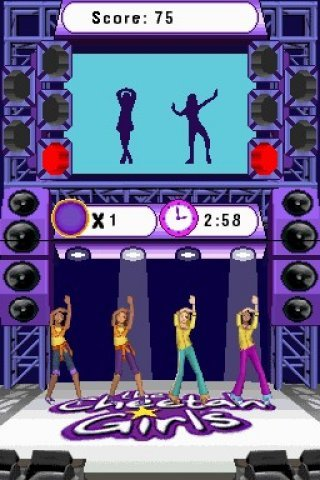 Cheetah Girls: Pop Star Sensations for DS image